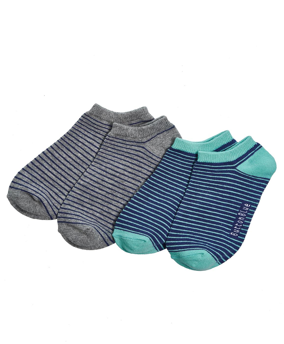 Купить 118BBBU85023305, Носки (комплект из 2 пар) Button Blue, серый, 14-16, Мужской, ВЕСНА/ЛЕТО 2018 (shop: GulliverMarket Gulliver Market)