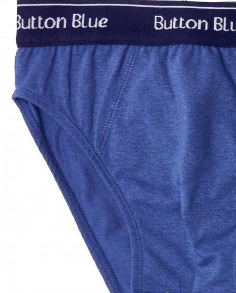 Комплект трусов-боксеров, 2 шт. Button Blue