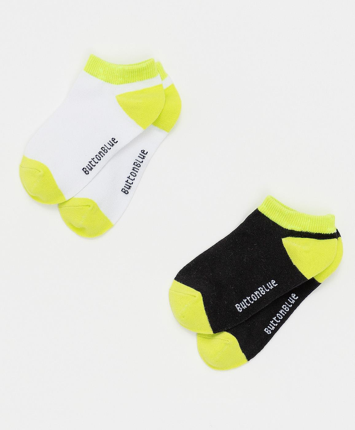 Купить 121BBBMU85030802, Белые носки Button Blue, белый, 16-18, Мужской, ВЕСНА/ЛЕТО 2021 (shop: GulliverMarket Gulliver Market)