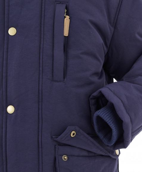 Полупальто зимнее Button Blue