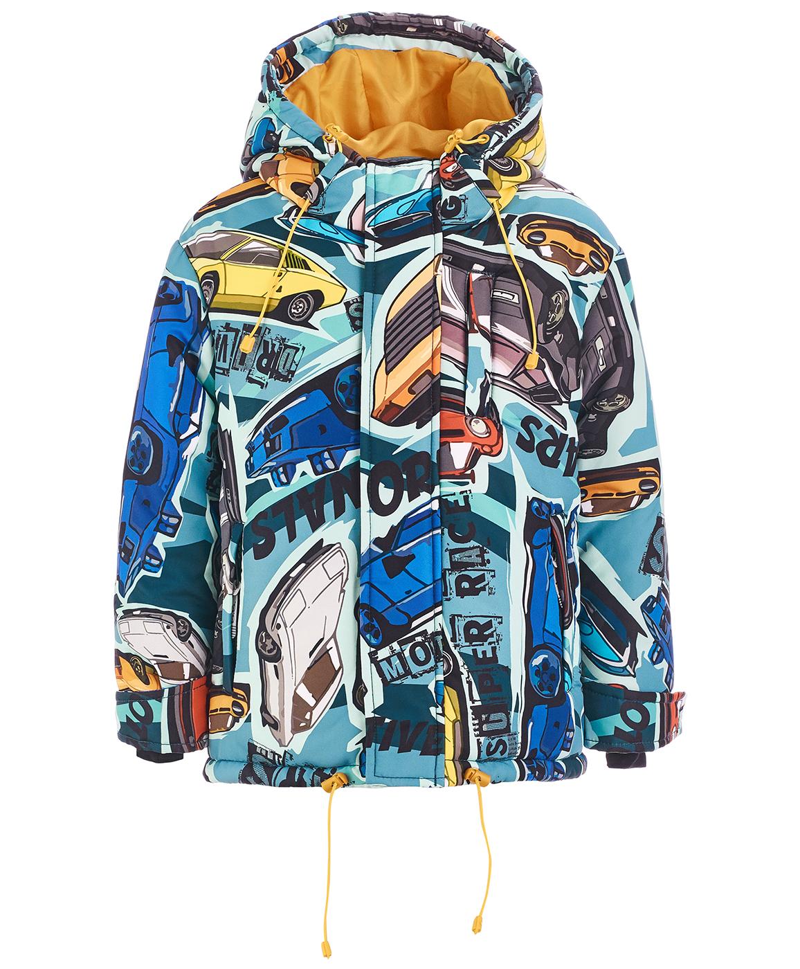 Купить 218BBBA41020121, Куртка Button Blue, BUTTON BLUE Active, голубой, 128, Мужской, ОСЕНЬ/ЗИМА 2018-2019 (shop: GulliverMarket Gulliver Market)