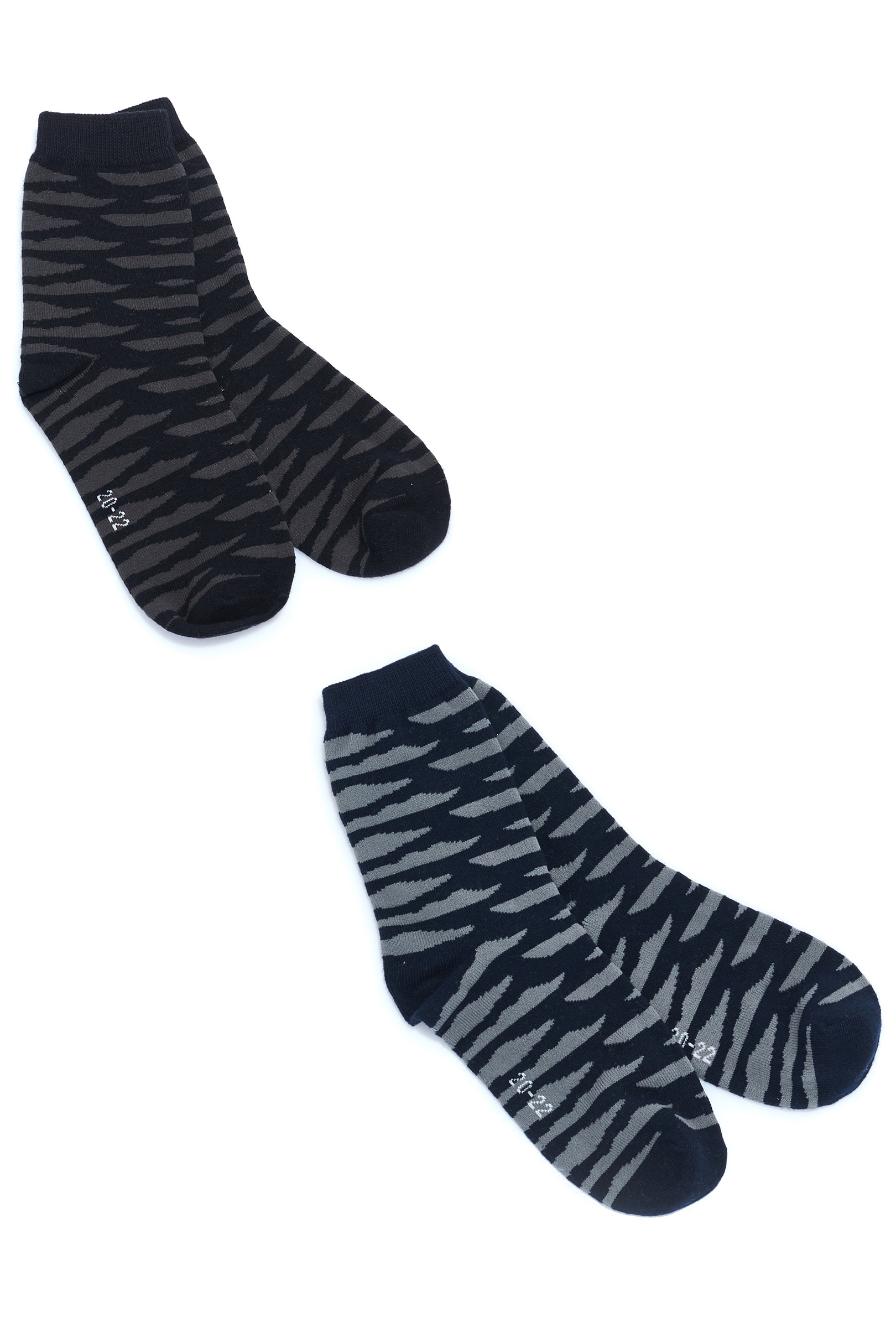 Купить 218BBBU85031017, Комплект из 2 пар носков Button Blue, синий, 14-16, Мужской, ОСЕНЬ/ЗИМА 2018-2019 (shop: GulliverMarket Gulliver Market)