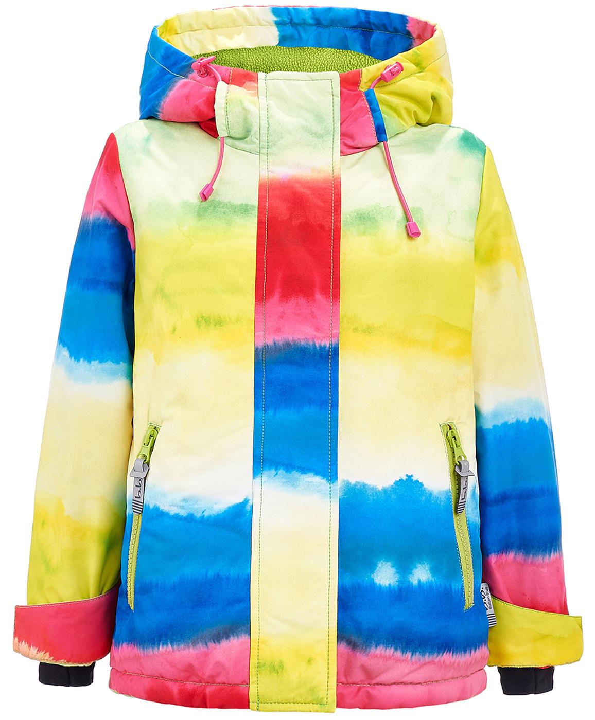 Купить 219BBGA41010005, Демисезонная куртка Active Button Blue, BUTTON BLUE Active, голубой, 128, Женский, ОСЕНЬ/ЗИМА 2019-2020 (shop: GulliverMarket Gulliver Market)