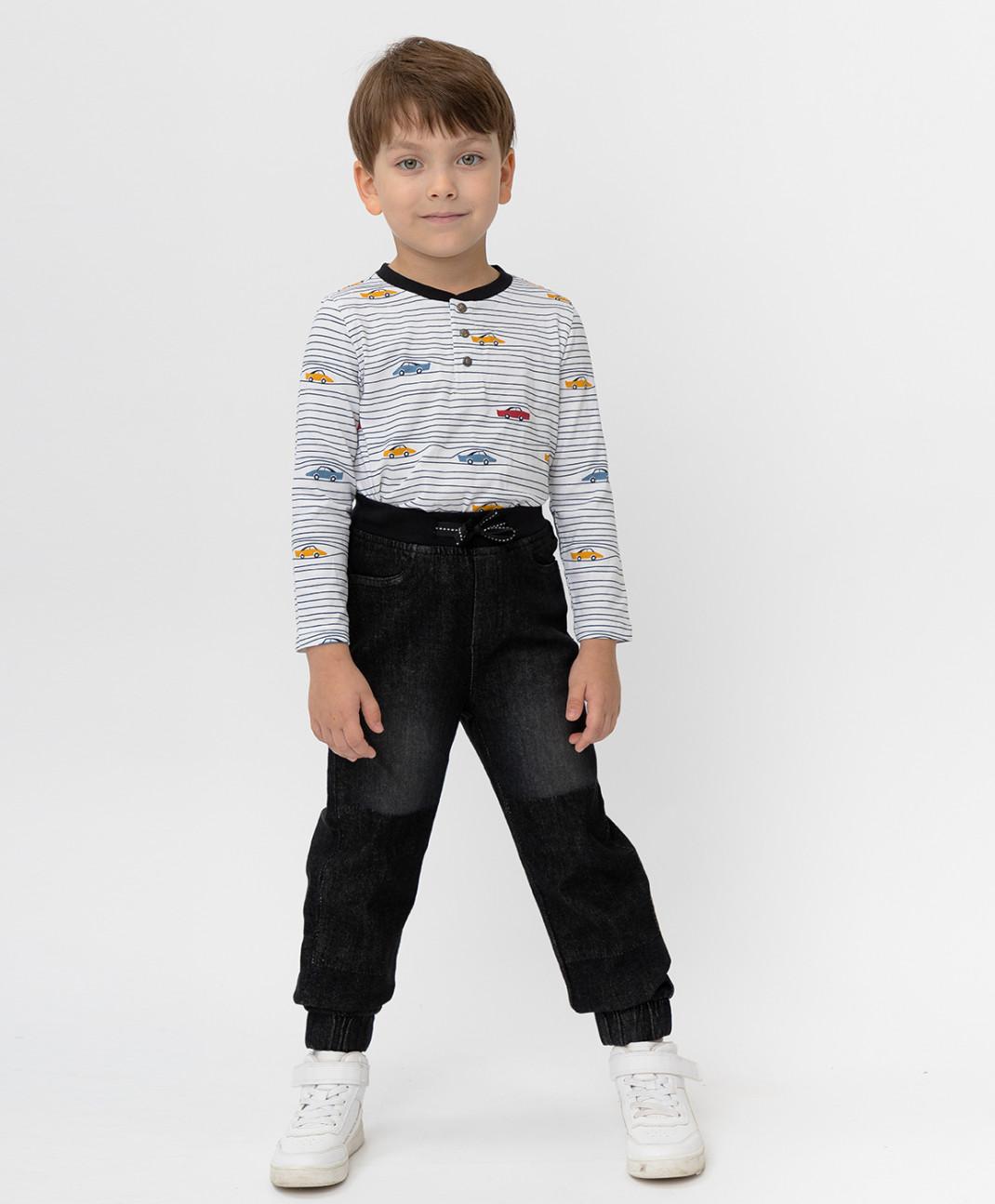 Button Blue Черные джинсы Button Blue