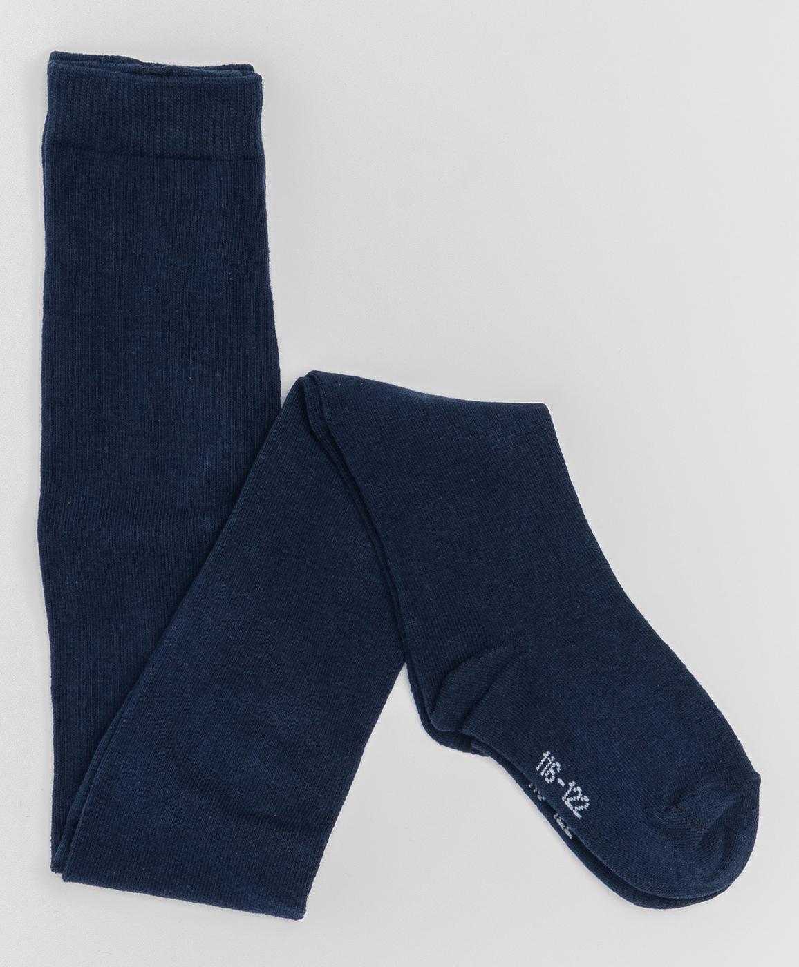 Купить 220BBBMU84011000, Темно-синие колготки Button Blue, синий, 128-134, Хлопок, Мужской, ОСЕНЬ/ЗИМА 2020-2021 (shop: GulliverMarket Gulliver Market)