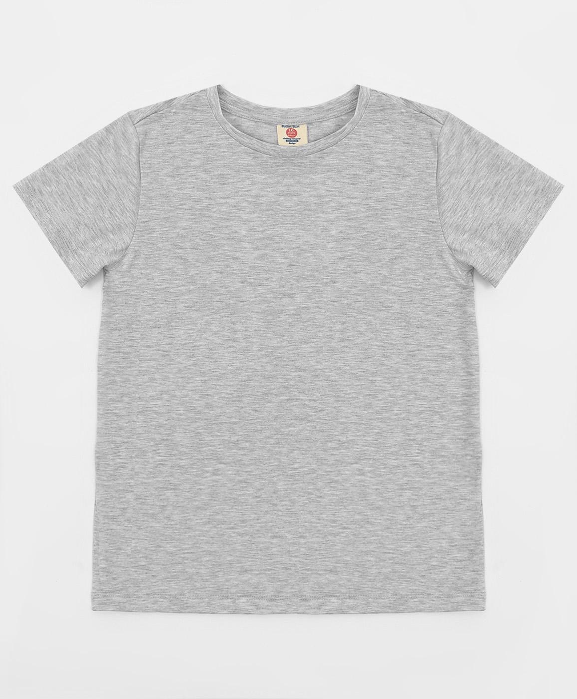 Купить 220BBBS12011900, Серая футболка Button Blue, серый, 134, Хлопок, Мужской, Демисезон, ШКОЛЬНАЯ ФОРМА 2020-2021 (shop: GulliverMarket Gulliver Market)