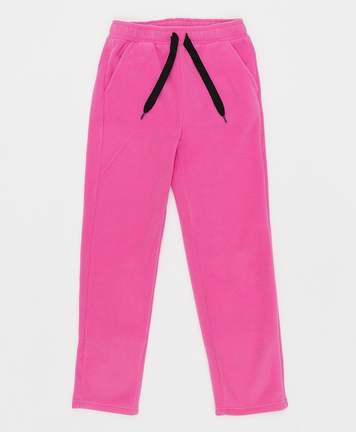Купить 220BBGA56011200, Розовые флисовые брюки Button Blue, розовый, 146, Флис, Женский, Зима, ОСЕНЬ/ЗИМА 2020-2021 (shop: GulliverMarket Gulliver Market)