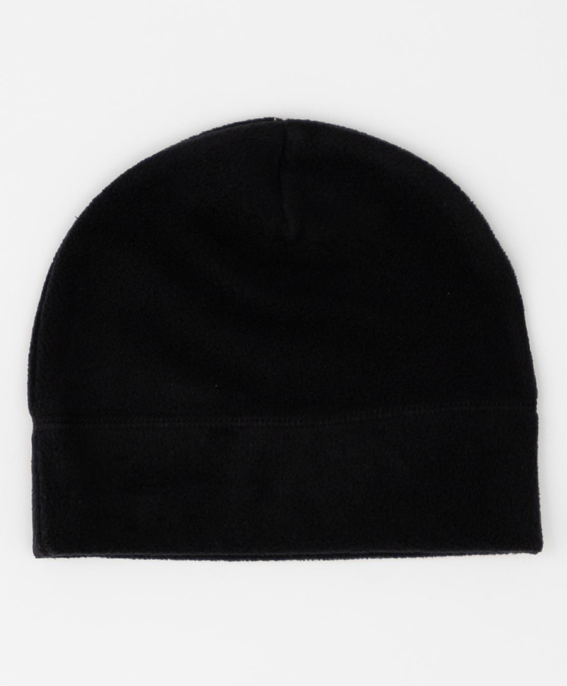 Купить 220BBGA73020800, Черная флисовая шапка Button Blue, черный, 56, Флис, Женский, Зима, ОСЕНЬ/ЗИМА 2020-2021 (shop: GulliverMarket Gulliver Market)