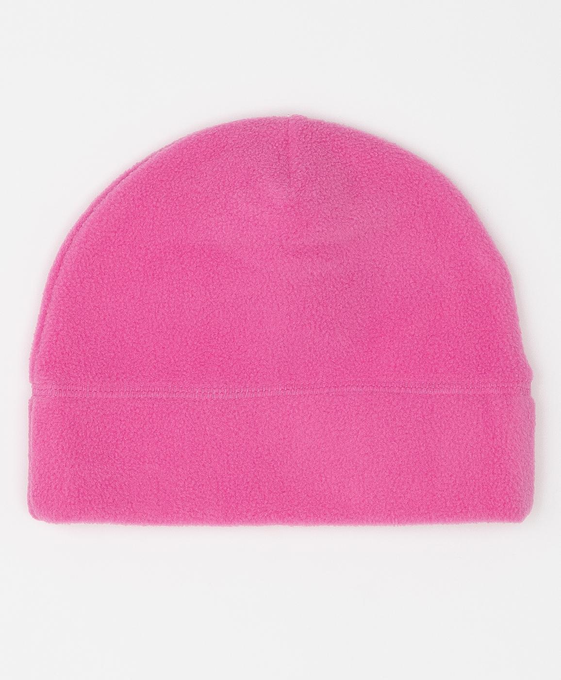 Купить 220BBGA73021200, Розовая флисовая шапка Button Blue, розовый, 56, Флис, Женский, Зима, ОСЕНЬ/ЗИМА 2020-2021 (shop: GulliverMarket Gulliver Market)