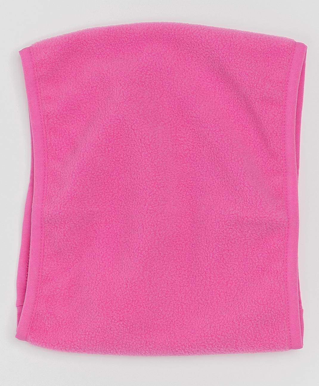 Button Blue Розовый флисовый воротник Button Blue