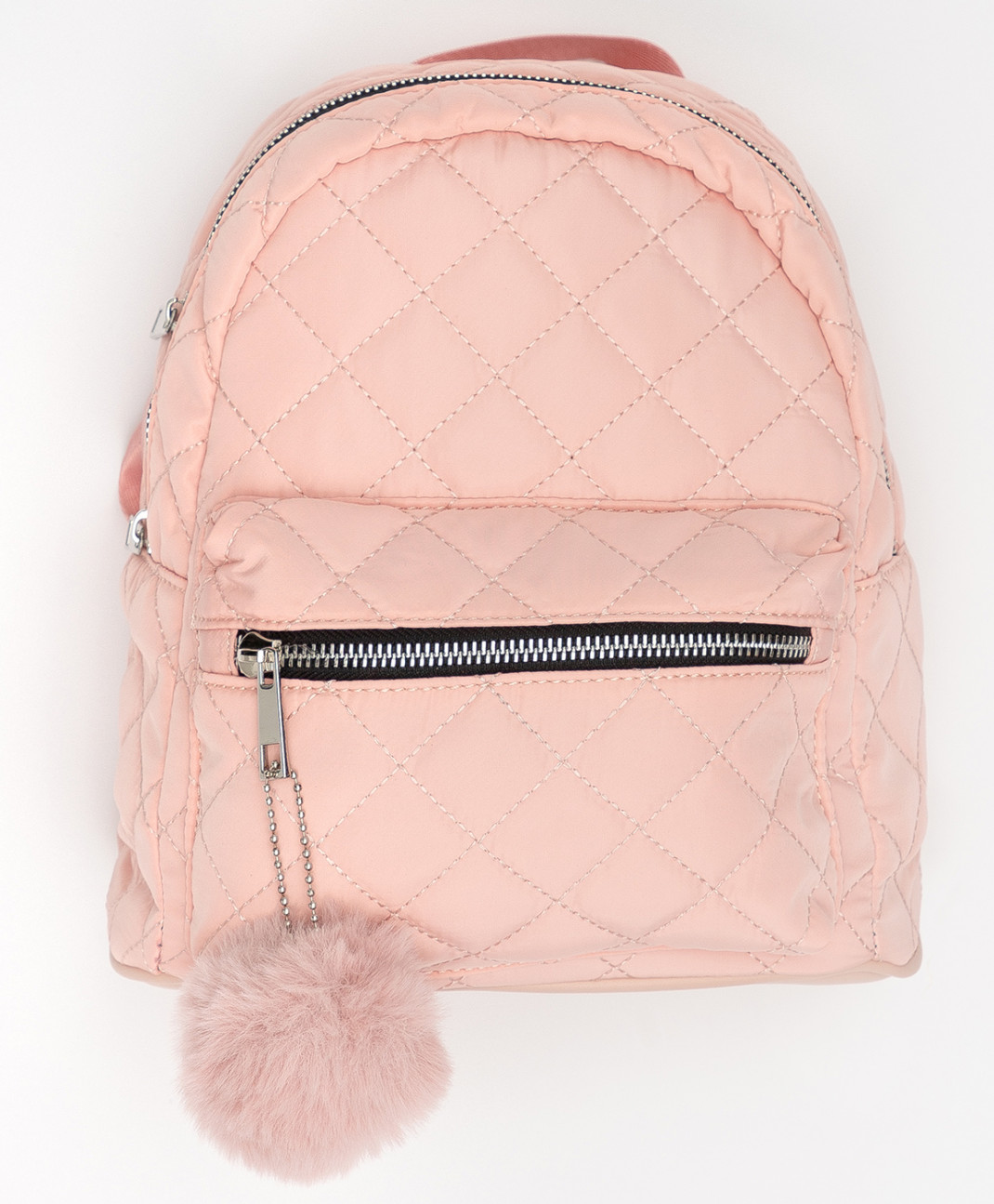 Button Blue Розовый рюкзак для девочки Button Blue